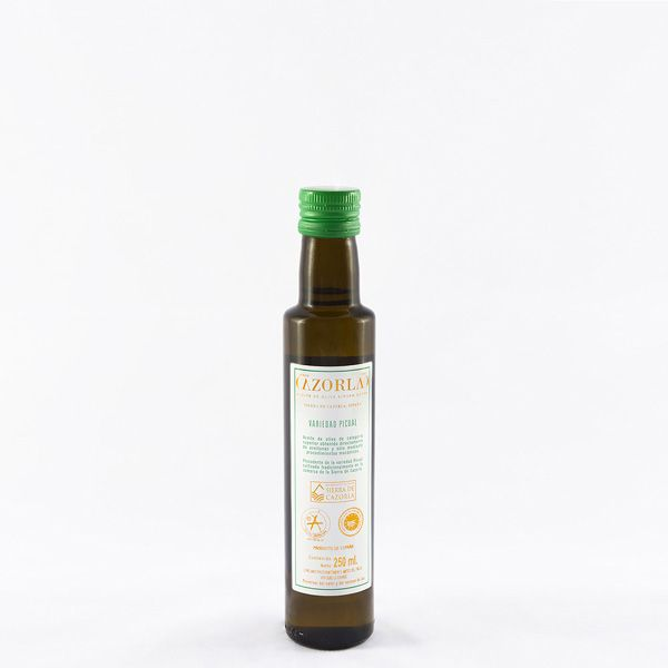 Aceite de Oliva Picual. Pack de 12 Botellas de 250 ml