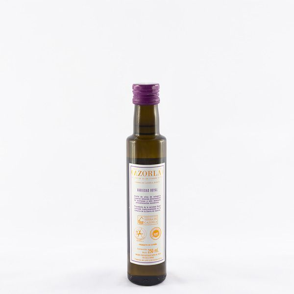 Aceite de Oliva Royal. Pack de 12 botellas de 250 ml
