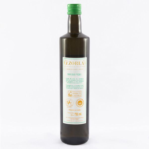 Aceite de Oliva Picual. Pack de 12 botellas de 750 ml