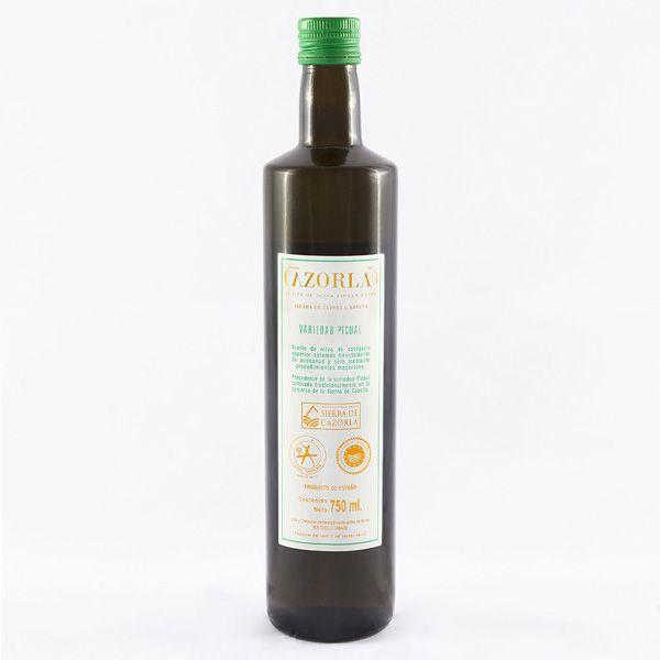 Aceite de Oliva Picual. Pack de 12 botellas de 750 ml