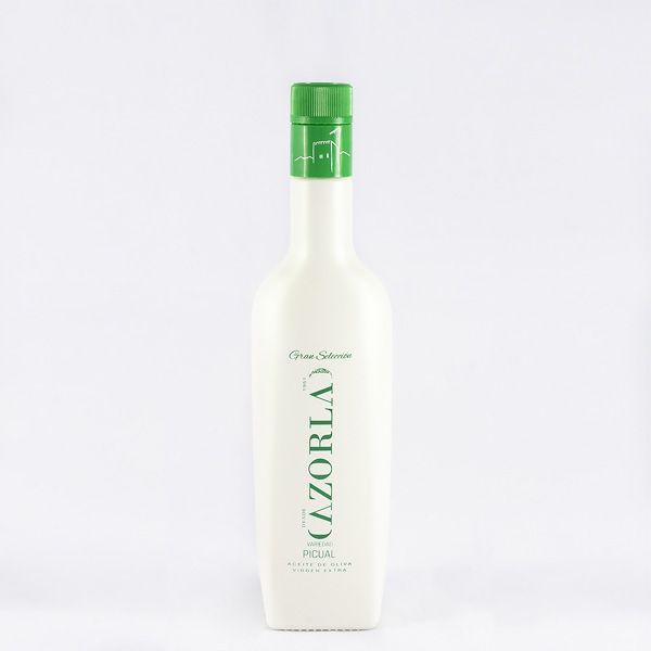 Gran Selección Picual. Pack de 12 botellas de 500 ml