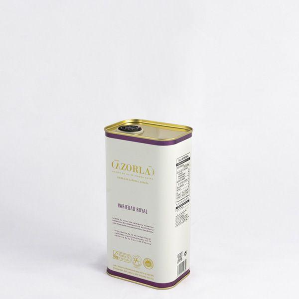 Aceite de Oliva Royal. Pack de 15 latas de 1L